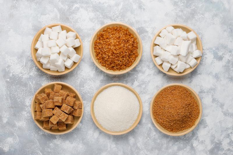 Academia Hoffmann: Blog - Los productos refinados: fuente de malnutrición - tipos de azúcar