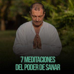 Academia Hoffmann: Tienda - Audio - 7 meditaciones del Poder de Sanar
